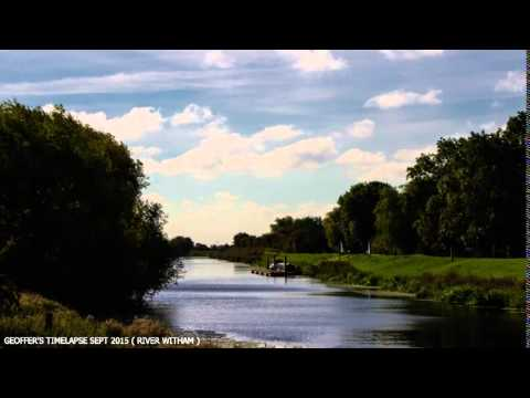 TIMELAPSE  RIVER WITHAM