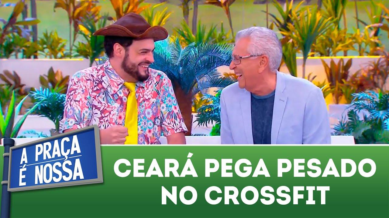Ceará pega pesado no crossfit | A Praça é Nossa (27/09/18)