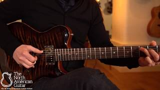Nik Huber Redwood Electric Guitar Played By Stuart Ryan (Part Two)