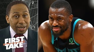Download Kemba Walker might be the only free agent LeBron can recruit to the Lakers – Stephen A. | First Take Mp3 and Videos
