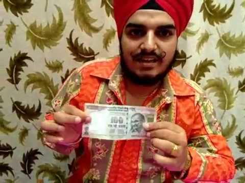 Gurdeep Singh Babbar paper Magic stamp