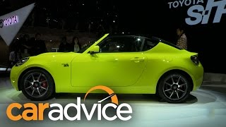 Toyota S FR Concept 2015 Videos