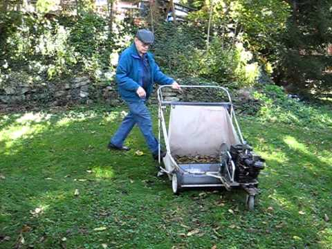 Nifty Power Yard Lawn Sweeper Www Nifty Stuff Com