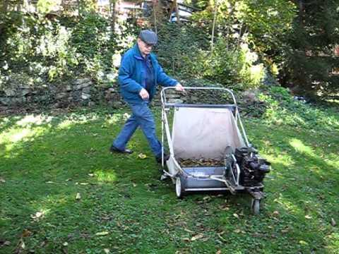 Nifty Power Yard Lawn Sweeper Www Nifty Stuff Com