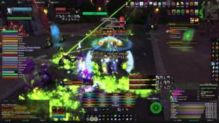 Mythic Shadow-Lord Iskar, Frost Mage PoV