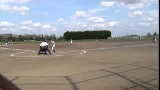 説明2015年5月3日 全日本学童野球大会愛知県決勝戦.