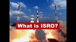 What is ISRO ?