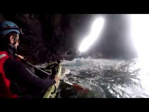 kayaking in Faroe Islands