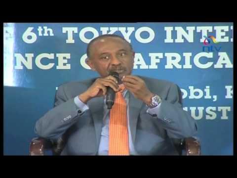 TICAD 2016: Kenya/Japan trade deficit in focus