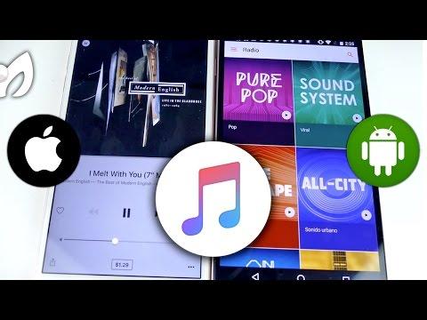 Apple Music on Android Explained vs iOS Apple Music FREE