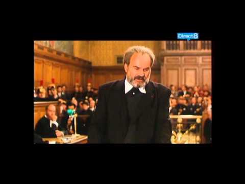 Discours d'Emile Zola - Extrait du film L'Affaire Dreyfus