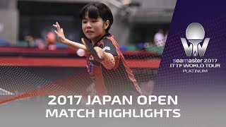Subscribe here for more official Table Tennis highlights: http://bi...