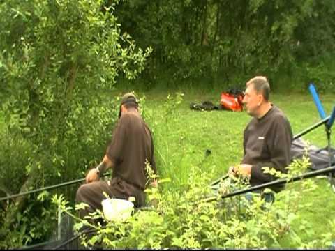 Paste Fishing With Gary Thorpe