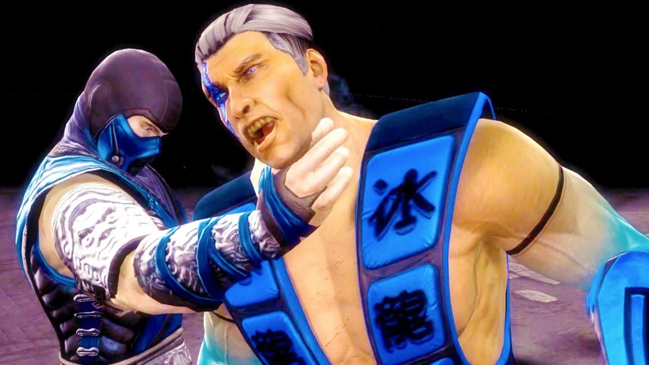 Mortal Kombat 9 - All Fatalities & X-Rays on Sub-Zero DA Costume Skin Mod 4K Ultra HD Gameplay ...
