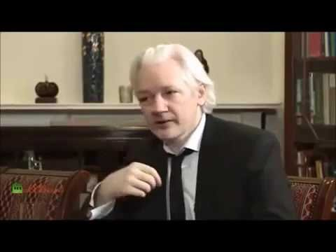 Assange On Clinton Foundation And Russian Uranium Deal