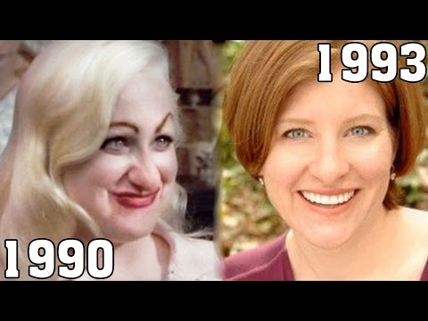 Kim McGuire (1990-1993) all movies list from 1990! How much has changed? Before and After! Cry Baby