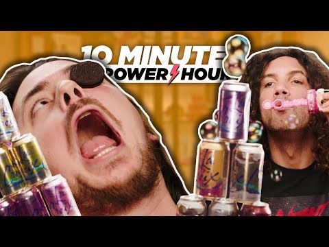 Time Challenges - Ten Minute Power Hour
