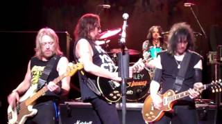 DETROIT ROCK CITY, ACE FREHLEY @CENTER FOR THE ARTS UNIVERSITY AT BUFFALO 2015