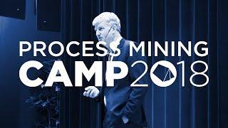 Wil van der Aalst — Process Mining Camp 2018