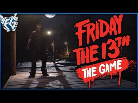 Český GamePlay   Friday the 13th: The Game #19 - Kebab