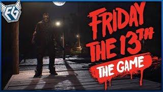 Český GamePlay | Friday the 13th: The Game #19 - Kebab
