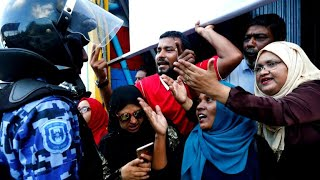China and India vie for influence in the Maldives amid a political crisis