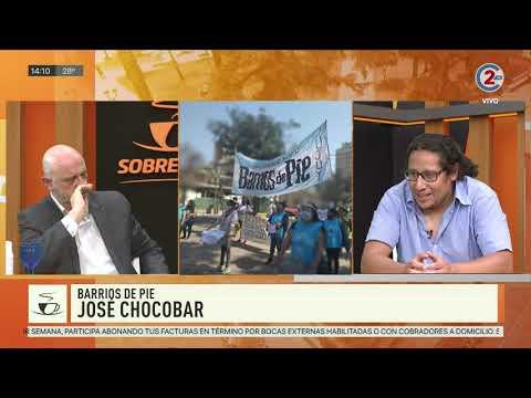 Sobremesa 24-09-20| José Chocobar - Barrios de Pie