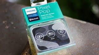 дешёвая беспроводная колонка Pixel Pop, Philips BT110