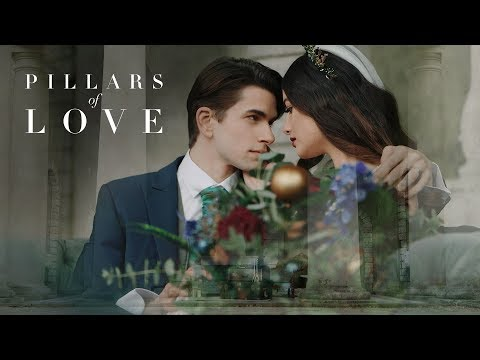 Pillars of Love - A Wotton House Wedding | Styled Shoot by Pierra G Photography [Panasonic S1 V-Log]