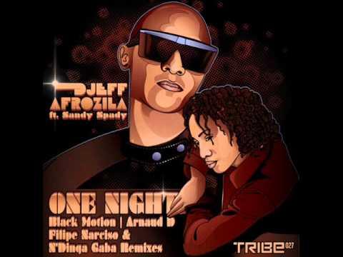 Djeff Afrozila feat. Sandy Spady - One Night (NDinga Gaba Remix)