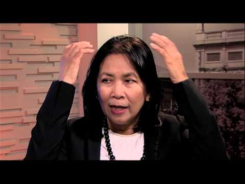 Veteran journalist Aye Aye Win talks about the challenges reporting in Myanmar