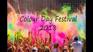 Colour Day Festival (Athens 2018)   Plan B