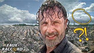 Les ERREURS de la saison 7 de The Walking Dead - Faux Raccord