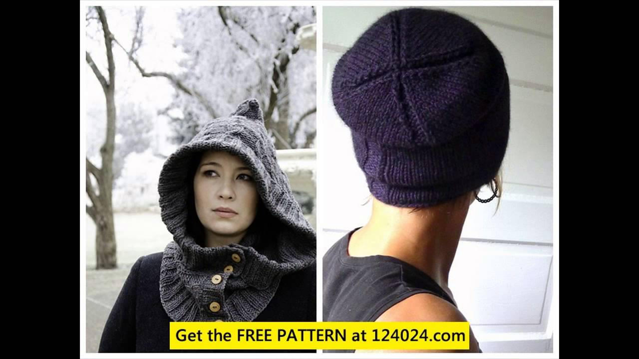 womens knit hat baby hat knit pattern free knitted hat patterns ...