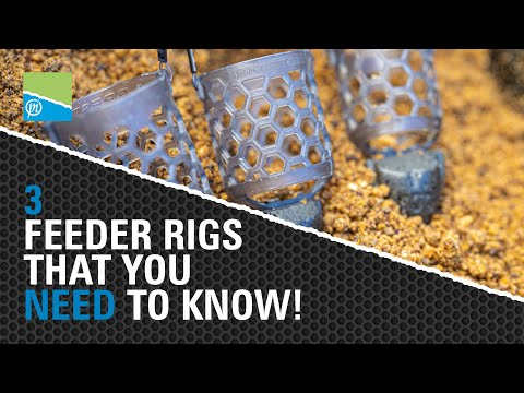 Three Feeder Fishing Rigs That You NEED To Know! | Lee Kerry