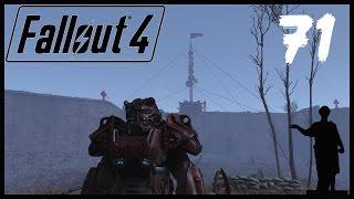 Fallout 4 #71 - Оборона Замка, Синты Атакуют!