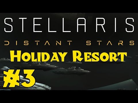 Stellaris: Gaian Vacation Resorts Corp - Episode 3
