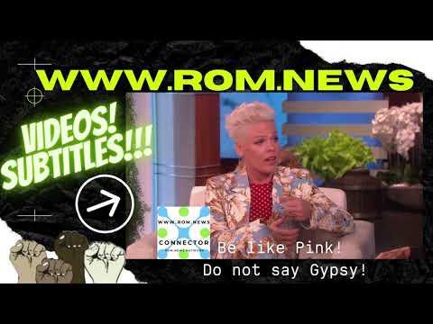 "Rom.News Special: P!nk zu ""Gypsy"" (Zigeuner), Pink Rocks"