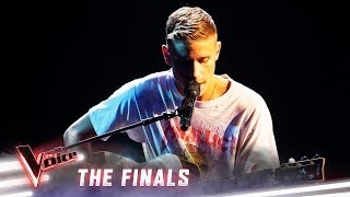 The Finals: Mitch Paulsen sings 'I Don't Care' | The Voice Australia 2019