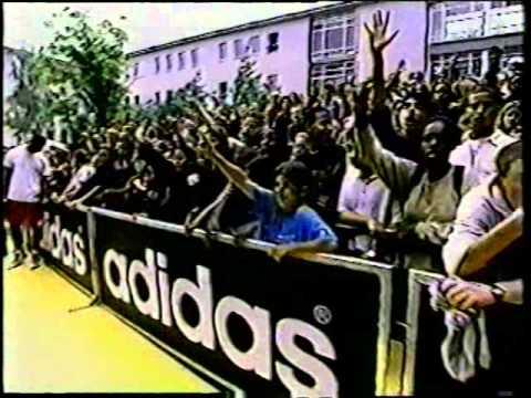 G' Hoops & Kobe Bryant '97 Berlin ~ Adidas HQ Archive