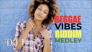 Reggae Vibes Riddim 2017 (Official Dj Kanji Mix) thumbnail