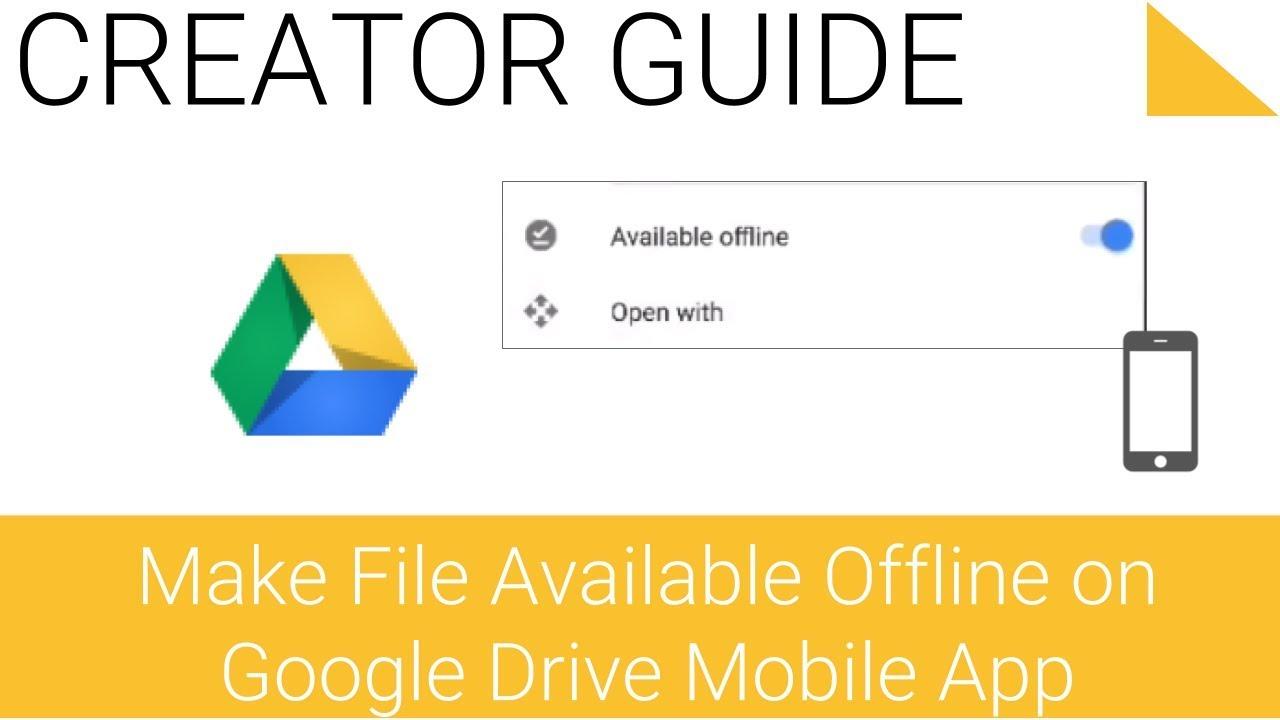 Make File Available Offline On Drive Mobile 2 33 Google Drive