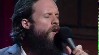 vermillionvocalists.com - Father John Misty  - Bored in the USA Live on David Letterman