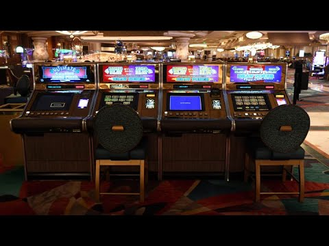 Las Vegas casinos reopen with new safety measures