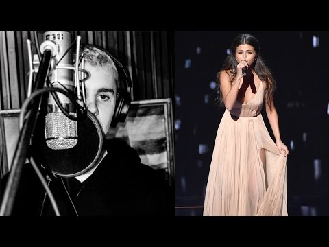 Thumbnail: OMG! Justin Bieber Tries to Win Selena Back By Singing in SPANISH?!