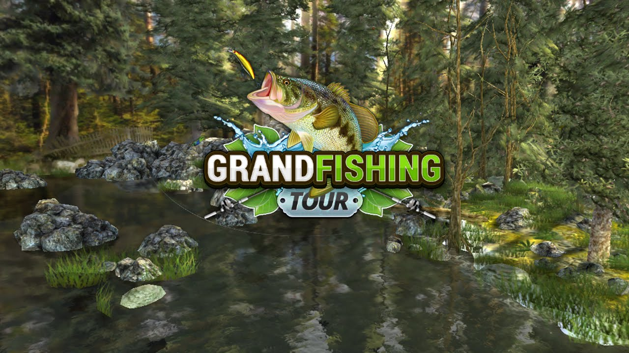 Grand fishing tour ios android hd sneak peek for Fishing game android