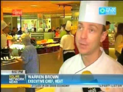 Where to go for the best buffet in Manila?
