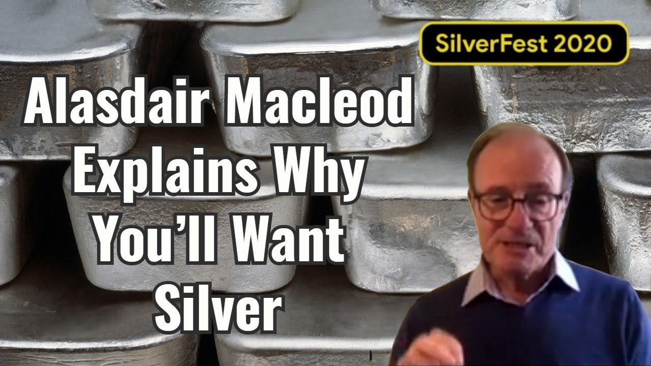 Alasdair Macleod: Silver's Role As Money In Our Future