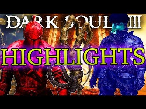 Dark Souls 3 DLC Co Op Playthrough: Funniest Moments & Fails! - (Part 1 Livestream Highlights)