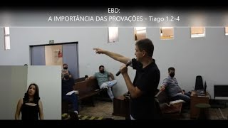IP Arapongas - Pb Olavo - A IMPORTÂNCIA DAS PROVAÇÕES -  22-11-2020